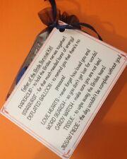 Father Of The Bride Survival Kit - Novelty Favour Gift Keepsake WeddingThank You