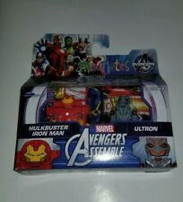 Marvel Minimates Hulkbuster Iron Man & Ultron Series New