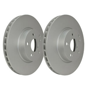 Front Brake Discs 322mm fits Mercedes SLK R172 250 250 CDI / d