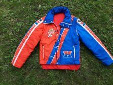 Honda Parisienne ELF Jacket Moto Racing 1980/1990 Vintage Rare Verssion