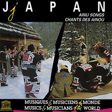 Various Artists - Japan: Ainu Songs [New CD]