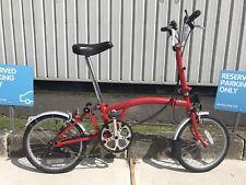 Brampton BIKE M6L Rosso