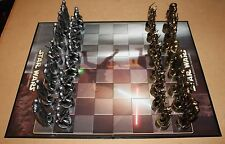 Star Wars Episode 2 II Attack of the clones Chess Set