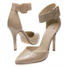 Women's Patent Leather Stilettos Heels