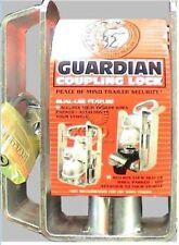 550308 - Trojan TRAILER CARAVAN Guardian Coupling Lock