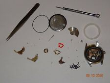 seiko kinetic watches capacitor replacement and repair