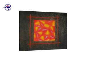 Modern Art CLEARANCE SALE - Oil Painting - $ 1 Auction Bargain