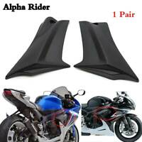 For 11-15 Suzuki GSXR 600 750 Right and Left Side Frame Cover Trim Fairing Panel
