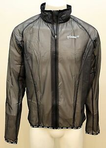 QLOOM GREEN ISLAND wind jacket Training apparel M's cycling