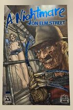 A Nightmare On Elm Street Special #1, Royal Blue Foil Edition Limited 100, NM-