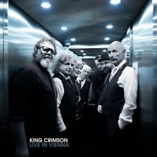 King Crimson - Live In Vienna, December 1st, 2016 [New CD] Digipack Packaging