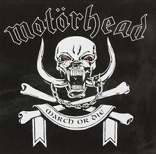 MOTORHEAD - MARCH OR DIE  (CD) Sealed