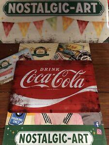 Coca Cola   Sign From Nostalgic Art