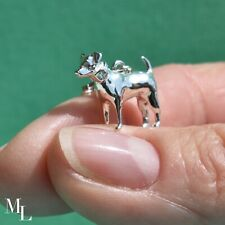 Sterling Silver Jack Russel Jewellery Charm