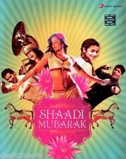 SHAADI MUBARAK BOLLYWOOD WEDDING 3 CD SET - FREE POST