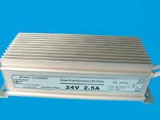 elektronische  LED Trafo 60 W 160-250V 24V wasserfest IP67 Torantriebe geeignet