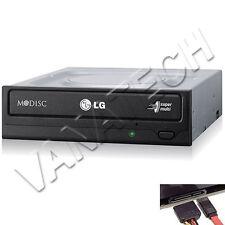 LETTORE MASTERIZZATORE INTERNO LG DVD GH24NSD1 S-ATA SATA DUAL LAYER 48X DVD-R