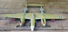 21st CENTURY TOYS P-38 Lightning Fighter Plane - 1/18 scale