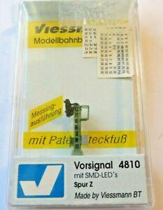 Viessmann 4810 Z Light Signal With SMD LED ´S New Original Packaging