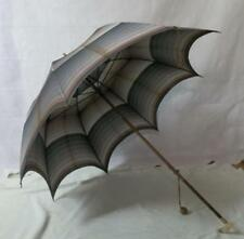 Vintage Paragon S.Fox Umbrella With Mother Of Pearl And Gold Plate Handle
