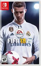 FIFA 18 (Nintendo Switch, 2017)