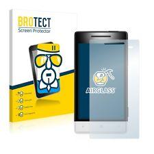 AirGlass Protector Pantalla Cristal para HTC Windows Phone 8S