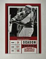 2017 17 Panini Contenders Draft Picks Base #23A Tony Gwynn