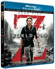 40459//World War Z Blu-ray + DVD VERSION LONGUE- NEUF SOUS BLISTER