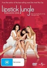 Lipstick Jungle : Season 1 (DVD, 2008, 2-Disc Set) Region 24&5 in VGC Free Post