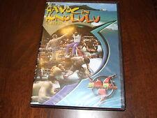 Havoc In honolulu Volume 1 DVD SuperBrawl Carter matsuda Travis Pili Matua Gibso