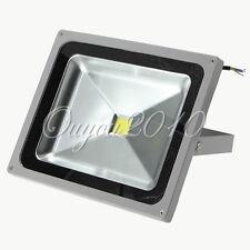 10W/20W/30W/50W LED Blanco/Cálido Exterior Focos Lámpara De Pared Luz Reflector