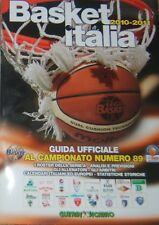 GUERIN SPORTIVO=BASKET ITALIA 2010-11=GUIDA AL CAMP.