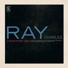 Ray Charles Newport 1960 180gm Vinyl LP Record Live Jazz Festival USA RARE! NEW!