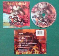 CD Iron Maiden Virtual XI ROCK NU METAL HARD Europe 1998 no lp mc dvd vhs(ST1)