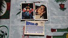 RARE FIGURINE NUOVE PANINI SPAZIO SPACE 1999 PRIMA SERIE (ALBUM NERO)!!!!!!!!!!!