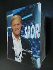 97255 Gerhard Delling Musik TV Film original signierte Autogrammkarte