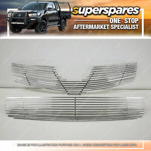 Superspares Grille for Toyota Yaris Hatchback NCP90 B 10/2005-07/2008