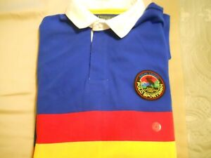 Ralph Lauren Polo Country Rugby Shirt Multi-Color Men's XL NWT Free Shipping