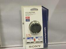 SONY VCLHG1730 1.7x Telephoto Conversion Lens: VCL-HG1730A