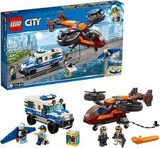 LEGO 60209 City Sky Police Diamond Heist Building Kit BRAND NEW & SEALED ✅✅✅✅✅✅✅