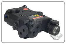 Upgrade Version FMA PEQ-15 LED White Light + Red laser with IR Lens BK/DE CE