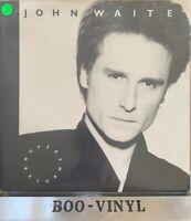 John Waite Rovers Return UK vinyl LP album record AML3121 EMI 1987 Ex Con A1-B1