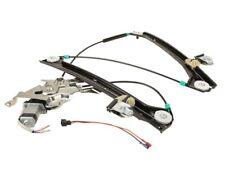 For Saab 9-3 9-3x Front Driver Window Motor 2pin w. Regulator Genuine 82348803