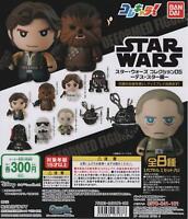 BANDAI Star Wars Colle. 05 Death Star ed Gashapon 8 set mini figure capsule toys