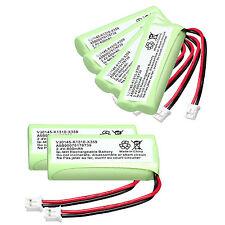 chaud 6 pièces 2.4V 800mAh Ni-Mh Rechargeable Batterie pour Simen C28/46/42H /