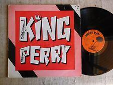 King Perry – King Perry Etichetta: Krazy Kat – KK 7438 - LP