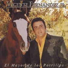 El Mayor De Los Potrillos 2001 by Vicente Fernandez Jr. EXLIBRARY