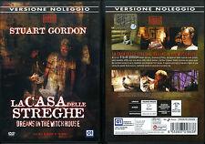 LA CASA DELLE STREGHE - DVD (USATO EX RENTAL) - STUART GORDON