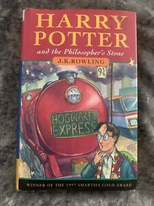 Harry Potter And The philosophers Stone - Hardback Book