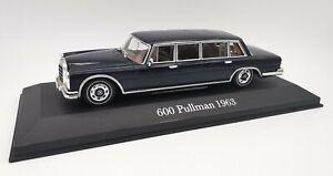 1/43 IXO Mercedes-Benz 600 Pullman 1963